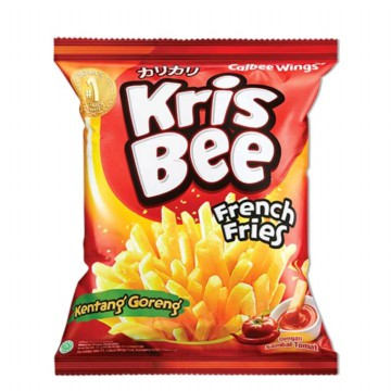 Kris Bee French Fries 75 gram