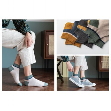 KK41 Kaos Kaki Pria Cool and Comfort Men Socks