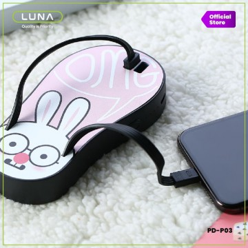 Luna PowerBank  10.000 mAh PD-P03 Parkour Version