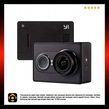 Xiaomi YI International Edition - 16 MP - Black