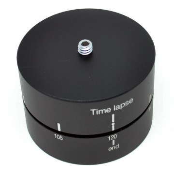 Go Motion Time Lapse 120 Min for Camera, GoPro & Xiaomi Yi - Black