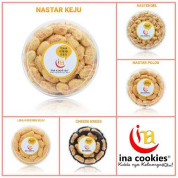 Ina cookies regular 500gram