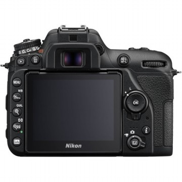 Nikon D7500 Kit 18-200mm VR II Hitam - FREE Accessories