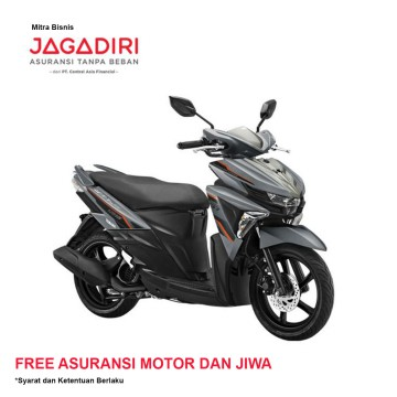 YAMAHA ALL NEW SOUL GT AKS 2018 + Asuransi
