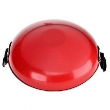 [Maspion] Wonder Wok 33cm - Merah