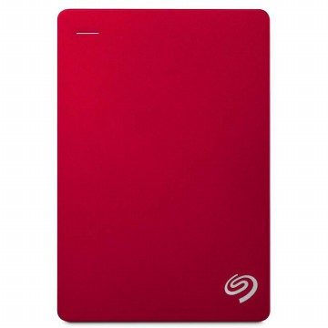 SEAGATE Backup Plus Portable USB 3.0 4TB [STDR4000303] - Red