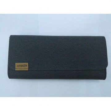 Anker Premium Travel Pouch for PowerCore+ 20100 [A7098081]