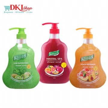 KLINSEN SHOWER SCRUB 1000ML