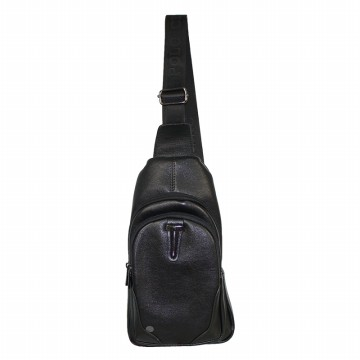 Polo Classic Chest Bag 9808-5 Black