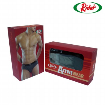 Rider Active Brief Man R315B Multi warna Box 3 in 1