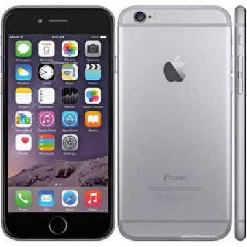Iphone 6 16Gb silver promo