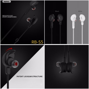 Remax Earphone Sporty Bluetooth RM-S5
