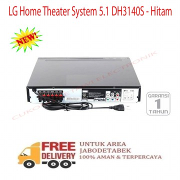 LG DH3140S Home Theater System-Promo
