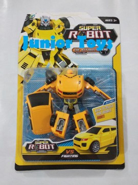 Mainan Robot Transformasi Super Robot