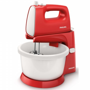 Philips Mixer HR1559 - Merah