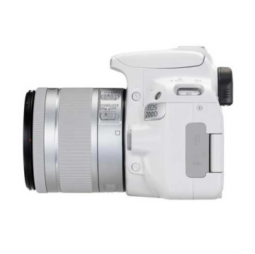 CANON EOS 200D KIT 18-55 IS STM PUTIH - FREE Accessories