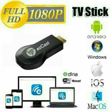 EZCAST Miracast Dongle HDMI WIFI STICK DLNA Airplay Mirroring to TV