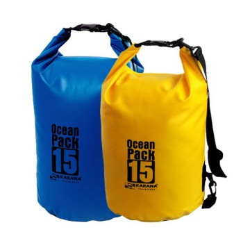 [BEST SELLER] ukuran 15L / Dry Bag / Anti Air / Pria & Wanita / Ocean Pack / Musim Hujan