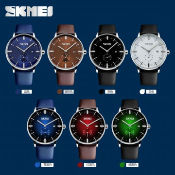 SKMEI Jam Tangan Analog - 9083CL - Blue