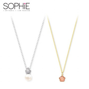 SOPHIE PARIS GINIFER NECKLACE - N00408