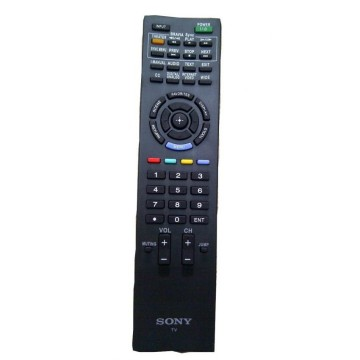 Sony Remote TV LED / LCD - Hitam