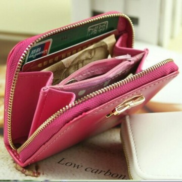 Rovelin - Dompet Wanita Jims Honey Mini Ribbon