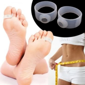 ALAT KESEHATAN SLIMMING TOE RING BEST SELLER - 6PCS