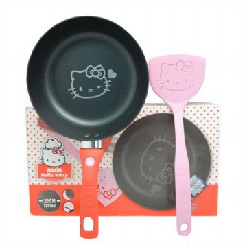 Maxim Frypan Hello Kitty 20cm Set + Spatula