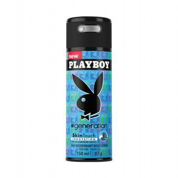 150Ml Playboy Generation DBS