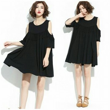 TENABANG OFFICIAL | BABOL DRESS | BC457R | MINI DRESS WANITA TERBARU