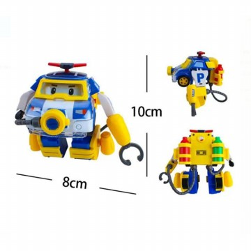 Robo transform Action Pack Space – ready 4 jenis pilihan 3 tahun keatas  MIN -50