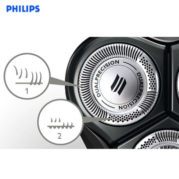 Philips RQ1167 Shaver SensoTouch Wet And Dry Electric Shaver