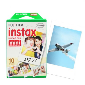Paper Film Instax Mini Single Pack 10 Sheets