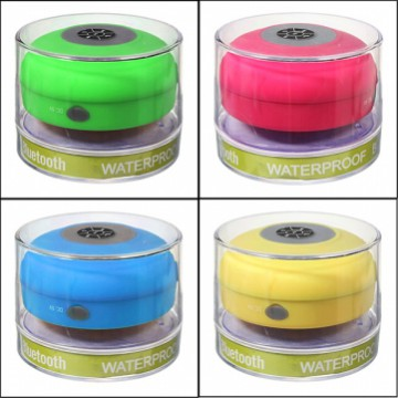 Waterproof Bluetooth Speaker BTS-06
