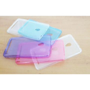 Transparent Jelly Case - FDT Branded - Lengkap