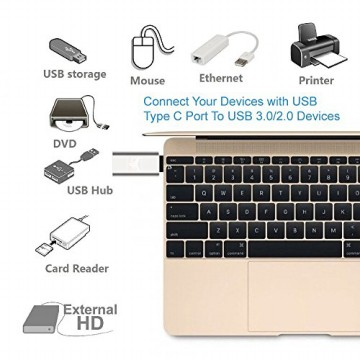 USB OTG Type-C On The Go Converter | OTG Tipe C USB Terbaru