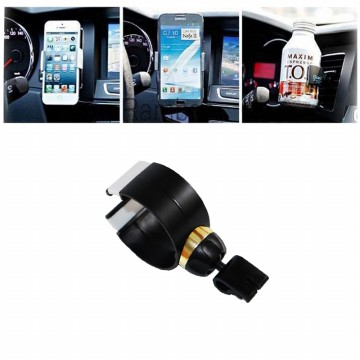 Vent Holder AC Mobil C Vent Mount C Clip Holder AC Jepit Car Holder