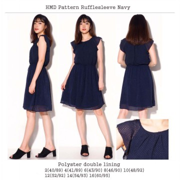 HM Textured Dress