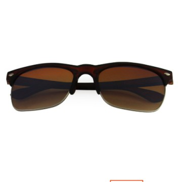 Retro Club Master 3011 Black Sunglasses