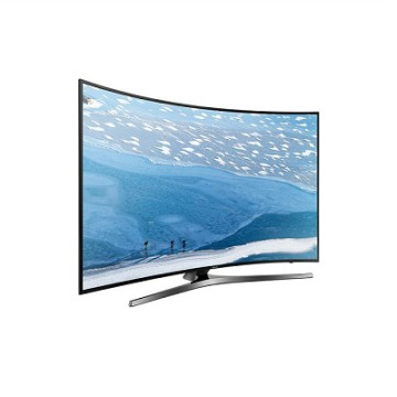 Samsung 55 Inch UHD 4K Curved Smart LED Digital TV UA55KU6500 / 55KU6500 - Jadetabek Only