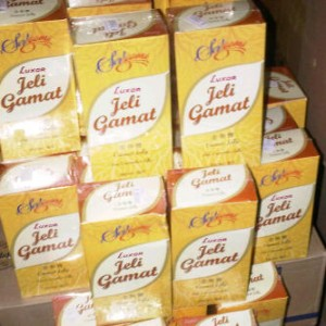 [HERBAL] Jelly Gamat Luxor 350ml Original