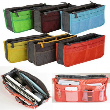 Korea Dual Bag / Tas Organizer / Bag in bag / Korean Bag Double Reseleting