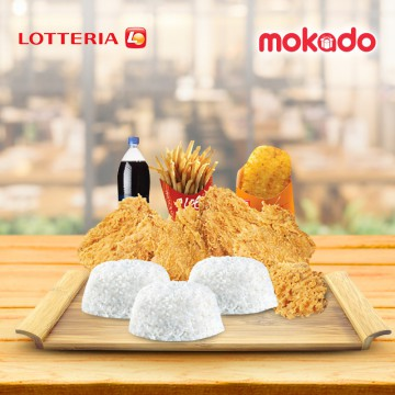 [LOTTERIA] Paket Rame (Friends Pack)