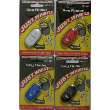 Gantungan kunci siul/ key finder 315