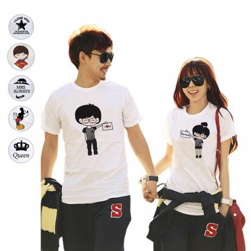 Koleksi Kaos Couple