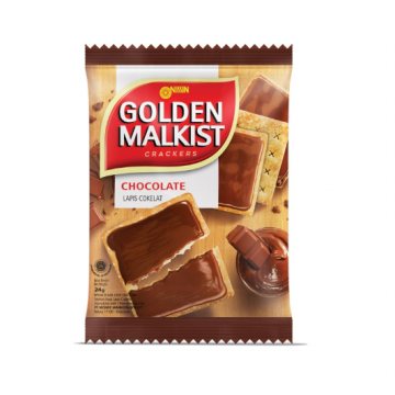Nissin Golden Malkist Crackers 10 x 24gr
