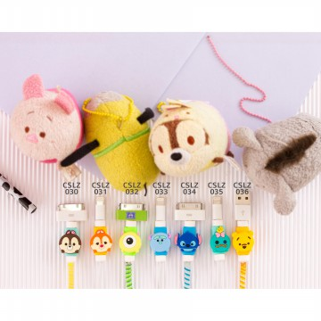 Pelindung Ujung Kabel / Cartoon Cable Saver / Cable Protector / Lightning Saver
