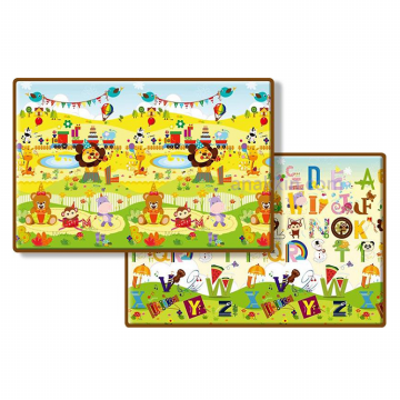 Parklon PE Double Side Roll Mat Birthday / matras main anak / playmats / matras bayi murah