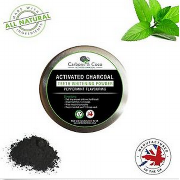 Activated CarbonTooth Beatuty Powder Bamboo Charcoal Tooth Powder