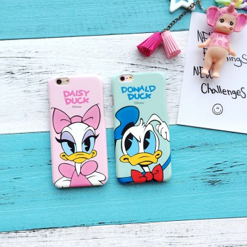(1 1)Disney iPhone 6(s)/6(s) plus Case Cute Cartoon Minnie Mouse Soft Silicone Couple phone case